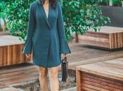 Work Style Blazer Dress
