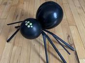 Easy DIY: Balloon Spider