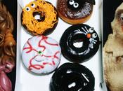 #ShareTheScare with Krispy Kreme's Halloween Doughnuts
