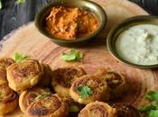 Pinwheel Samosa, Potato Bhakarvadi