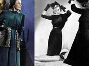 1940s Fashion Winter Dresses Coats 1940
