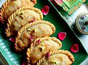 Fruit Gujiya Recipe