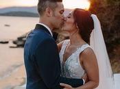 Beautiful Rustic Destination Wedding Andros Sofia George