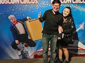GREAT MOSCOW CIRCUS Breathtaking