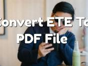 Convert File? (2018 Updated)