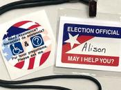 Experience Election Judge (AKA Poll Worker)
