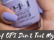 "Dupe ""Don't Toot Flute"" Beautiful Lilac Shade"