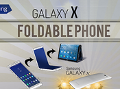 Samsung Galaxy Foldable Phone Infographic