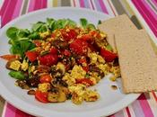Simple Tofu Scramble!