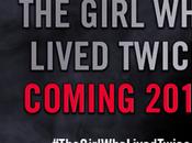 Introducing Girl Lived Twice (Millennium David Lagercrantz COVER REVEAL