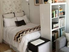 Small Bedroom Ideas Make Your Looks Roomier