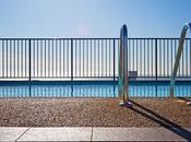 Trendy Pool Fences