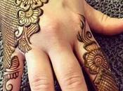 Latest Back Hand Mehndi Design Ideas