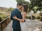 Natural Romantic Wedding Rethymno Melissa Daniel