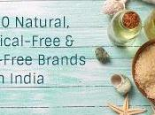 Natural, Chemical-Free Cruelty-Free Brands India