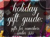 Gift Guide: Best Gifts Coworkers Under