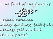 Word Week: Fruit Spirit, Faithfulness