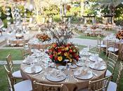Vibrant Luxurious Garden Setting Special Wedding