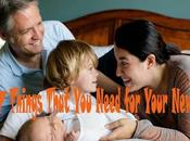Things That Need Your Newborn