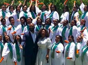 Oprah Winfrey Leadership Academy Celebrates Graduating Class