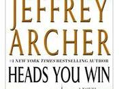 Jeffry Archer: Heads Book Review