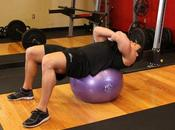Exercise Ball Crunches: Properly