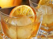 Bourbon Orange Brûlée Cocktail