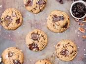 Cranberry Pecan Chocolate Chip Cookies (Gluten Free, Paleo Vegan)