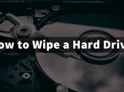 Completely Wipe Hard Drive Windows