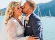 Vintage Beach Wedding Lefkada Rich