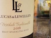 Lucas Lewellen Brut Sparkling Wine 2016 Santa Barbara County