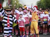 Over 7,000 Runners Joined McDonald's Stripes 2018