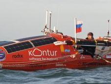 Fedor Konyukhov Begun Attempt Around Southern Hemisphere