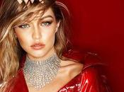 Gigi Hadid Messika Holiday Jewelry Campaign