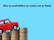Renting Dubai? Beware Hidden Costs