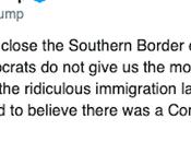 Trump Goes Full Insane Threatens Close Mexican Border