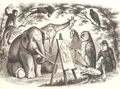 SCIENTIFIC ILLUSTRATION 19TH CENTURY: Animal Kingdom Illustrated S.G. Goodrich