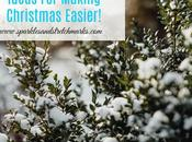 Ways Make Christmas Easier Next Year!