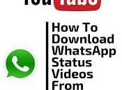 Find Download WhatsApp Status Videos From YouTube
