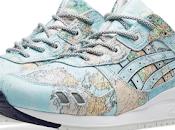 World!: Asics Atmos Gel-Lyte World Sneaker