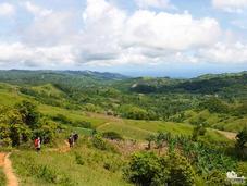 Cebu Highlands Trail Lawaan, Danao Caurasan, Carmen