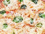 Healthy Homemade Vegetarian Pizza