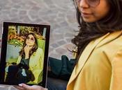 Woman Life Welcoming Google Pixelbook