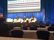 (Akbar) Alexander, Co-founded American Priority Conference D.C., Distances Himself from Event After Attracts Vast Empty Chairs