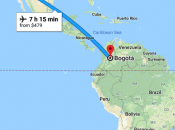 From Angeles Bogota Trip