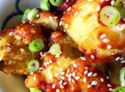 Recipe: Korean Fried Cauliflower (Vegan)