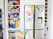 Modern Kitchen Storage Organisation