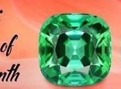 Emerald: Birthstone Month Emerald Gemstone