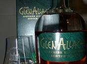 Tasting Notes: GlenAllachie: Cask Strength: Batch Year