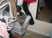 Closet Reorganization Realizations